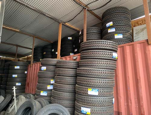 Quick Tire & Services Ltd